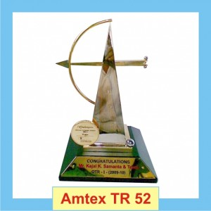 Bow and Arrow Trophy